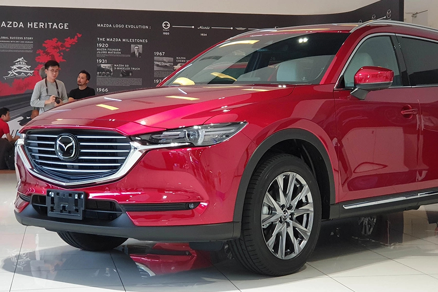 Mazda CX-8 2.0 Luxury - Hình 4