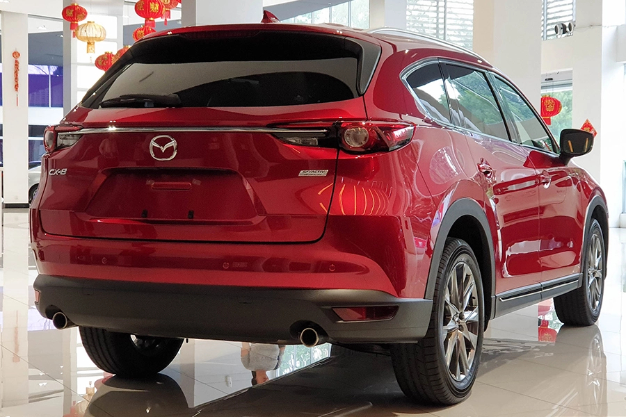 Mazda CX-8 2.0 Luxury - Hình 10
